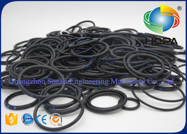 PC800-8 PC800LC-8 Control Valve Seal Kit With -40°C ~ 250°C Temperature