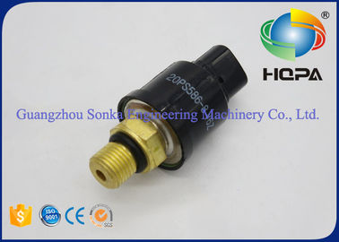 High Pressure Transducer Sensor For EX200-2 EX200-3 Hitachi Excavator , 4254563 20PS586-8