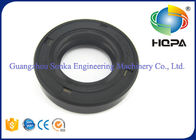 Çin AE1013A NOK TC Oil Seal Flexibility For Excavator Parts , Black Color şirket