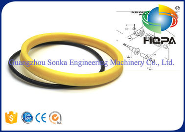 Çin Ring Shape Track Adjuster Seal Replacement Abrasion Resistant With OEM Service Fabrika